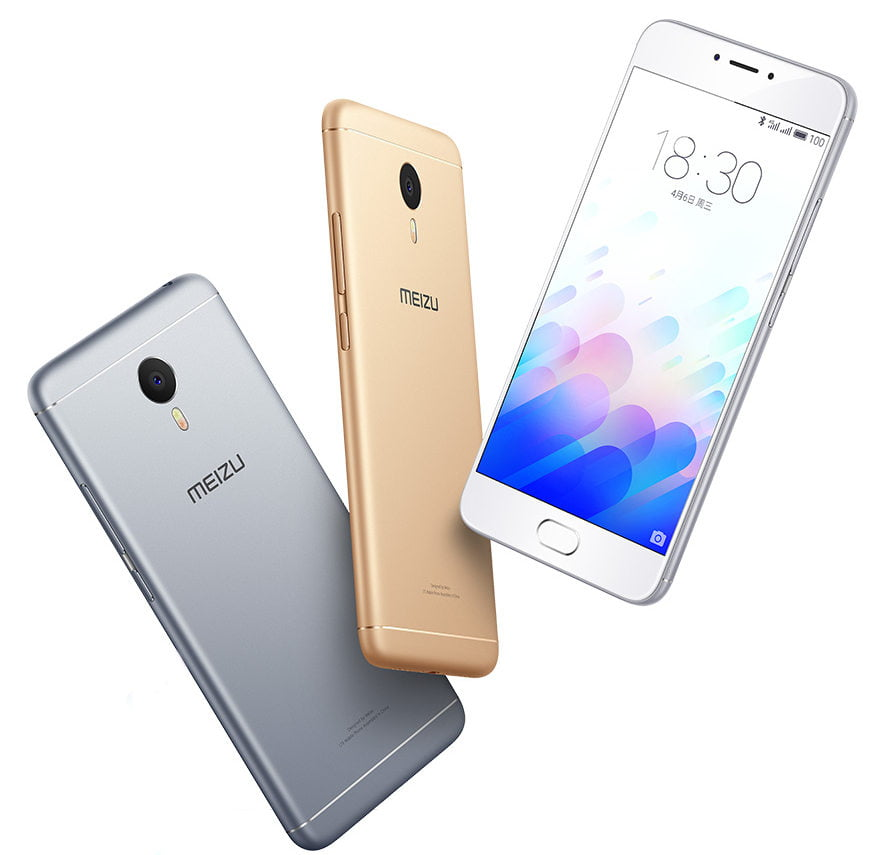 Meizu m3 note Meizu M3 and Default Product Layout