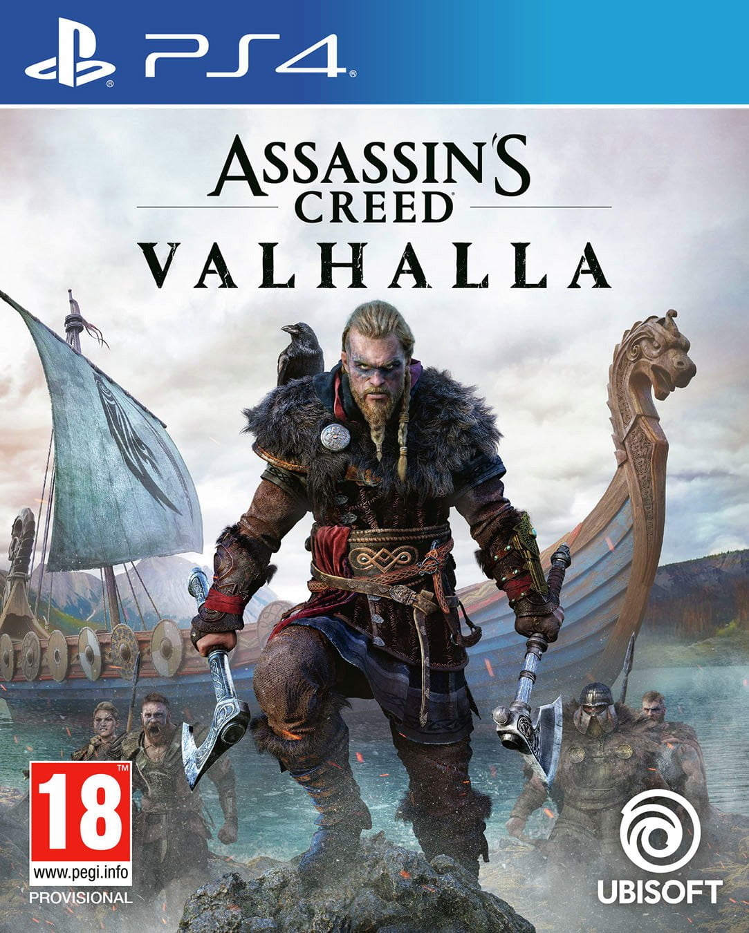 Assassin's Creed Valhalla PS4 Game Pre-Order