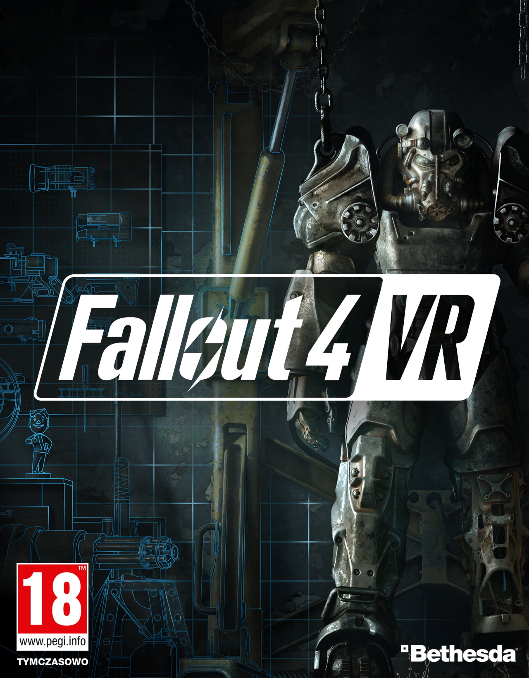 Bethesda Fallout 4 VR video game PC Basic Multilingual