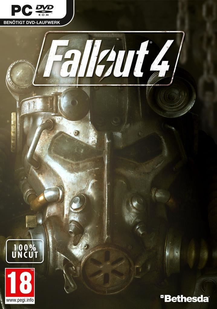 Bethesda Fallout 4 video game PC Basic