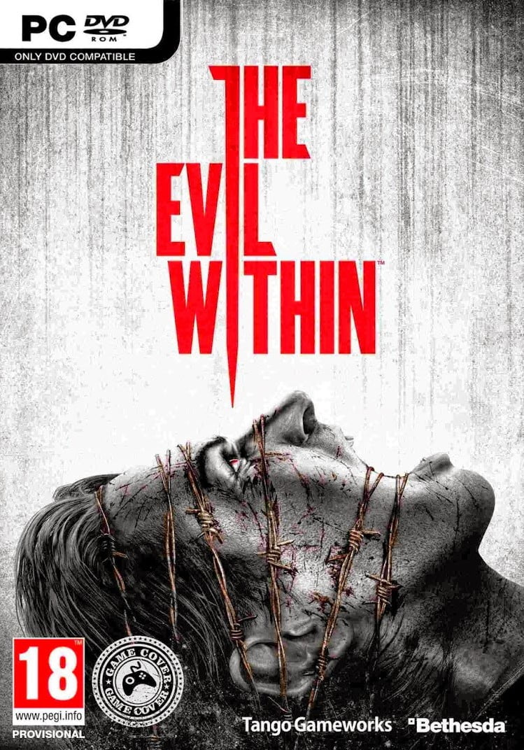 Bethesda The Evil Within video game PC Basic