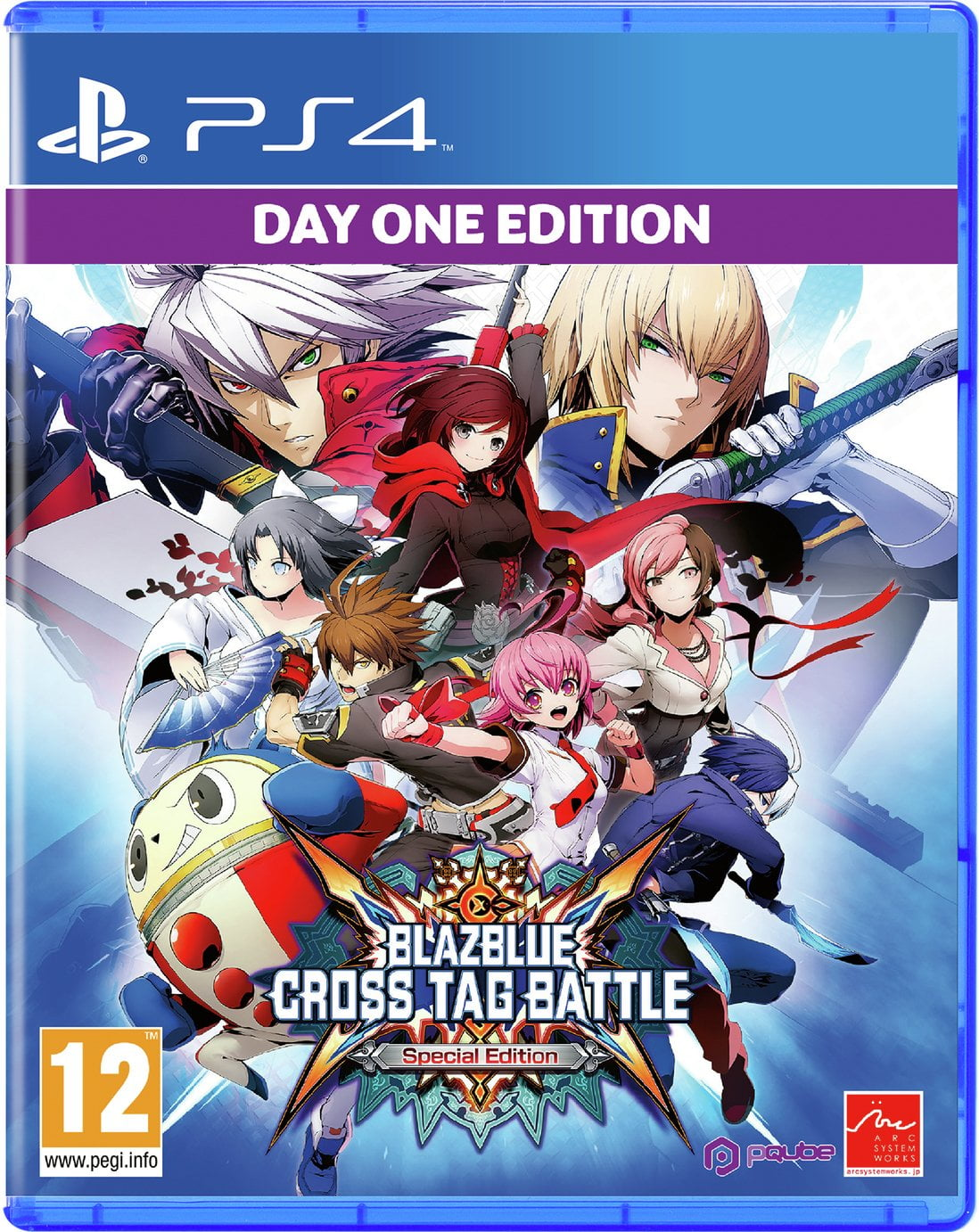 Blazblue: Cross Tag Battle Special Edition PS4 Game