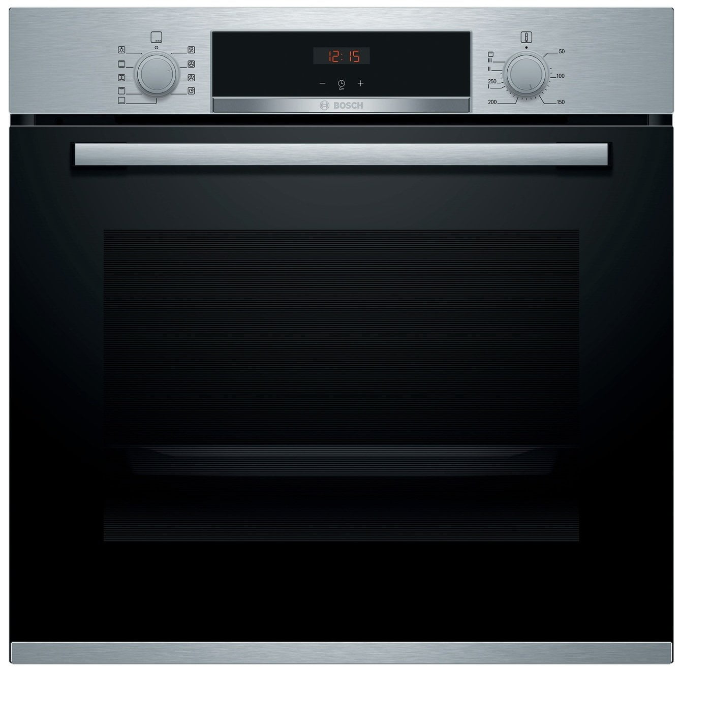 Bosch HBS534BSOB Built In Single Electric Oven - S Steel