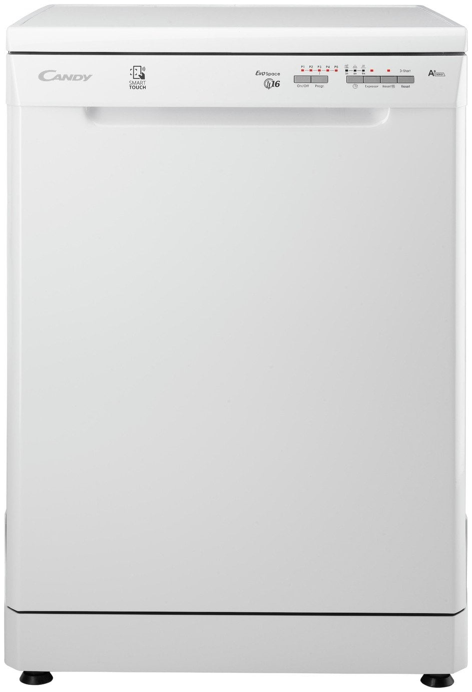 Candy CDPN 1L670SW 16 Place Full Size Dishwasher - White
