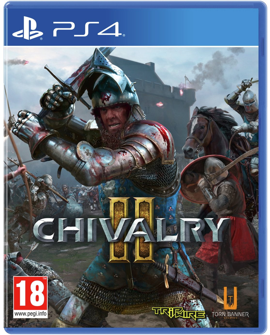 Chivalry 2 PS4 Game Pre-Order