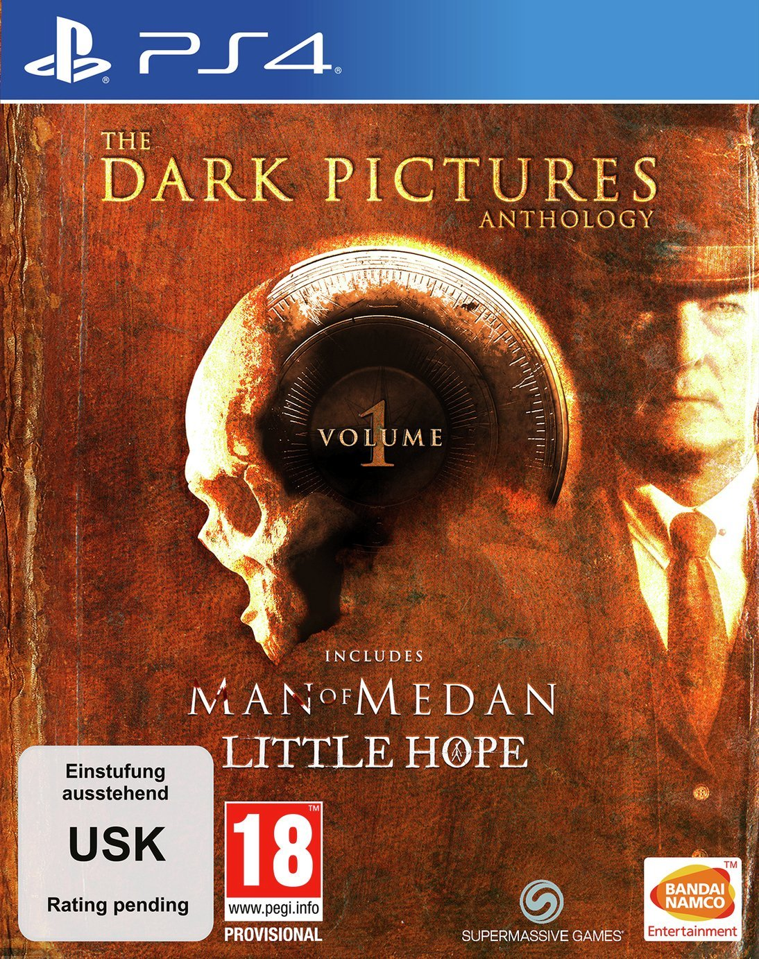 Dark Pictures Anthology Limited Edition PS4 Game Pre-Order
