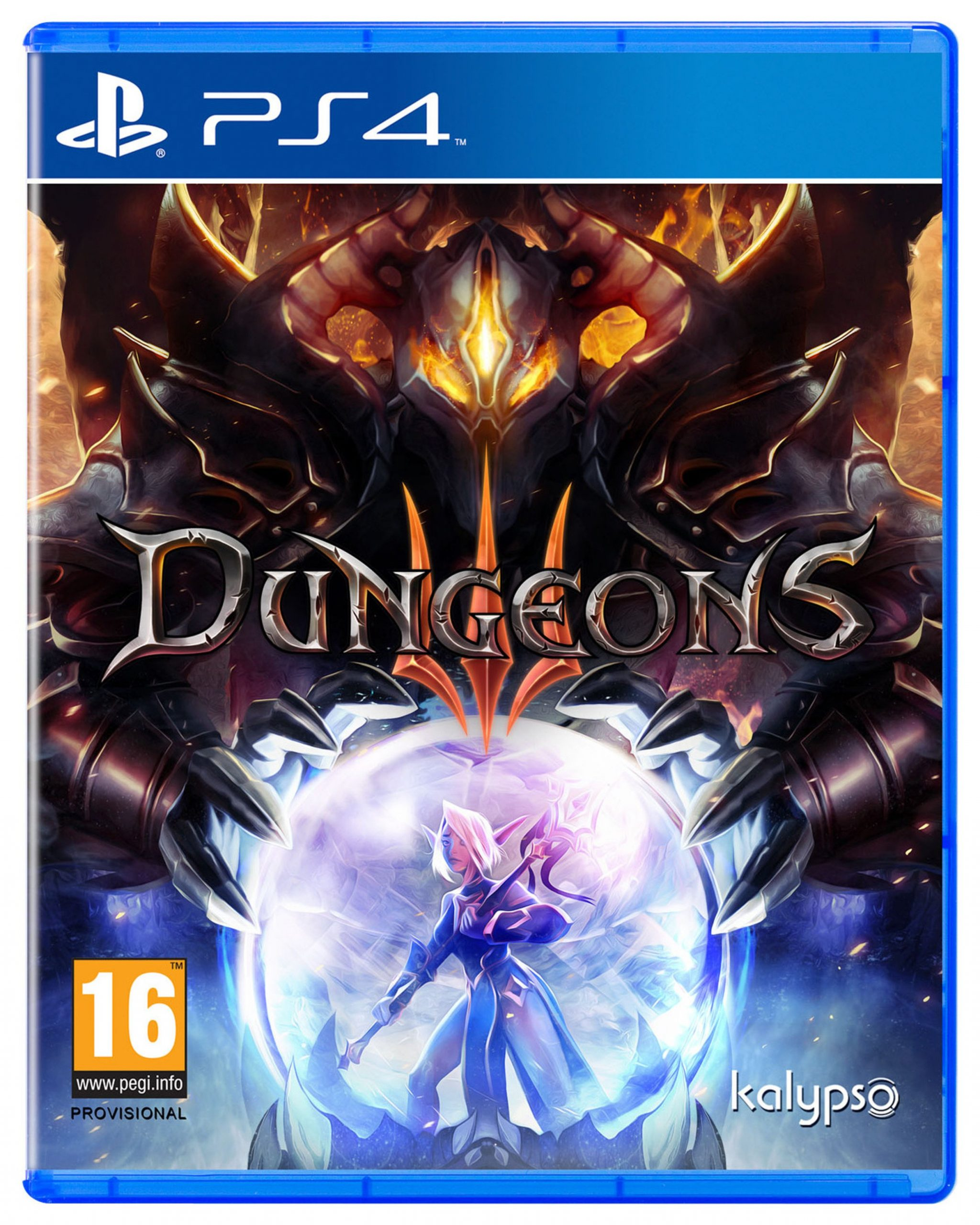 Dungeons 3 PS4 Game