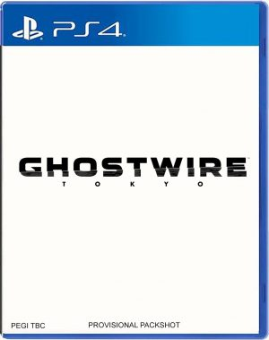 GhostWire: Tokyo PS4 Pre-Order Game