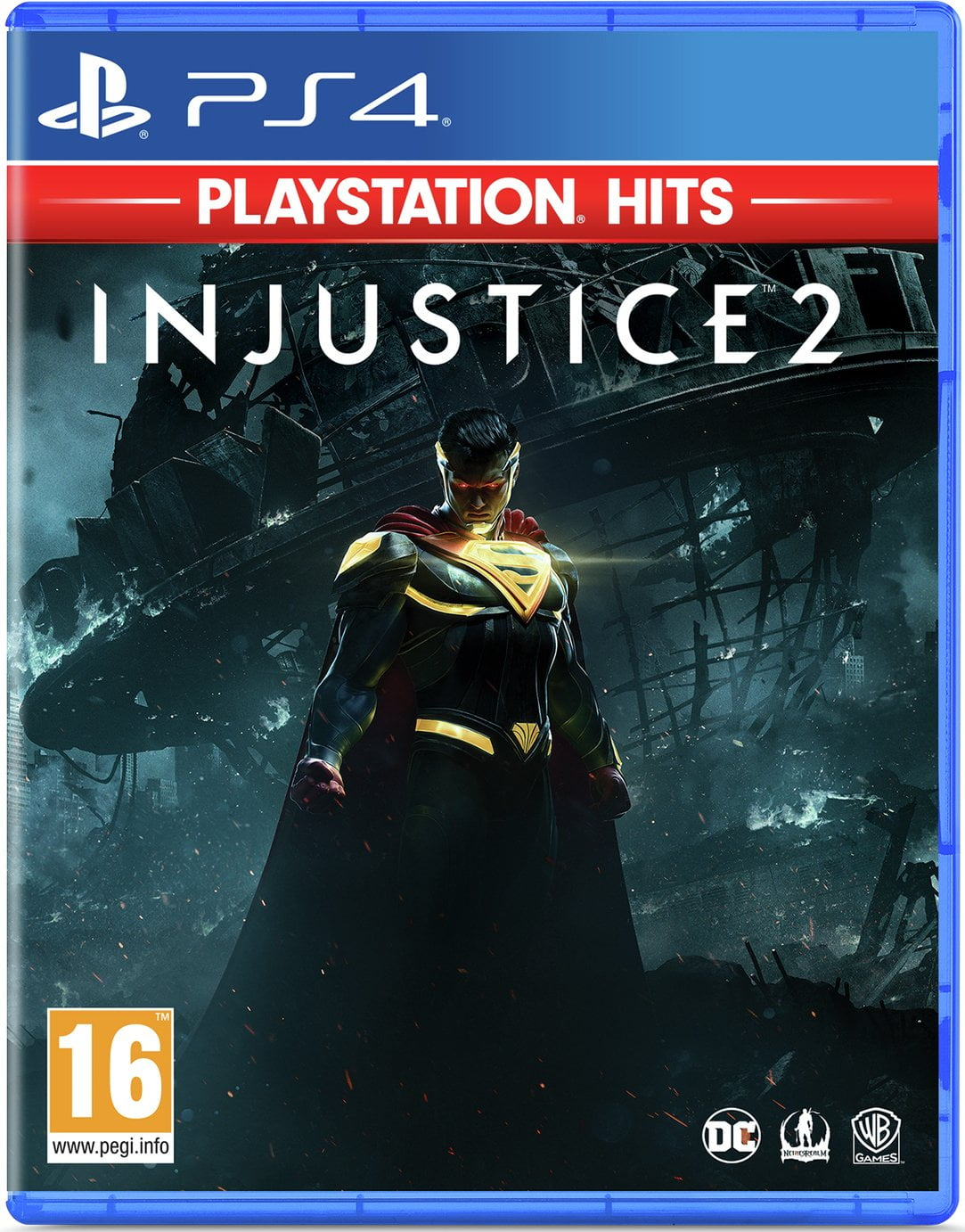Injustice 2 PS Hits PS4 Game