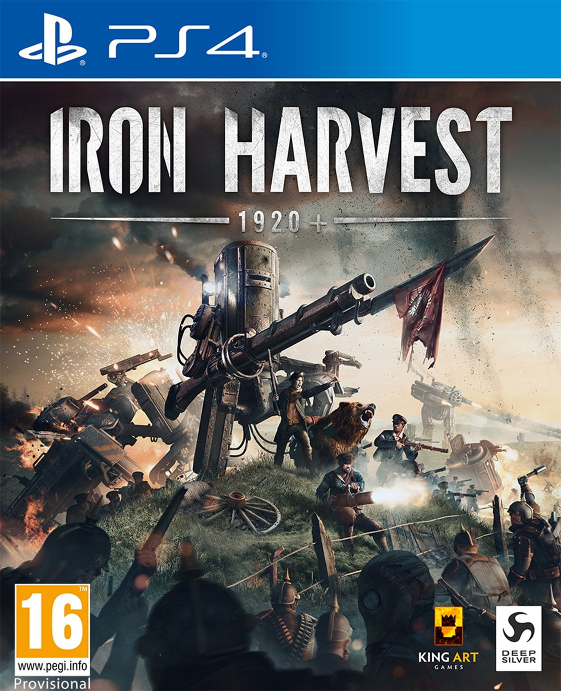 Iron Harvest PS4 Game Pre-Order