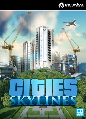 Paradox Interactive Cities: Skylines, Mac/Linux/PC video game...