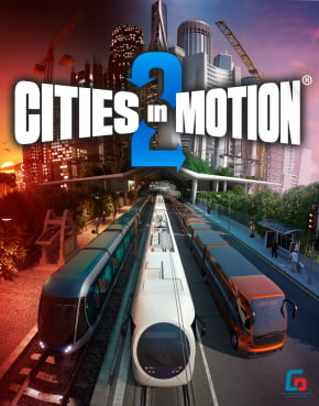 Paradox Interactive Cities in Motion 2 video game PC/Mac/Linux Basic