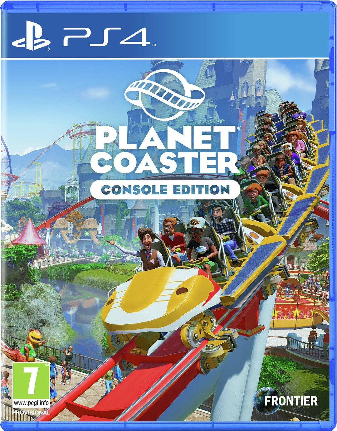 Planet Coaster PS4 Game Pre-Order
