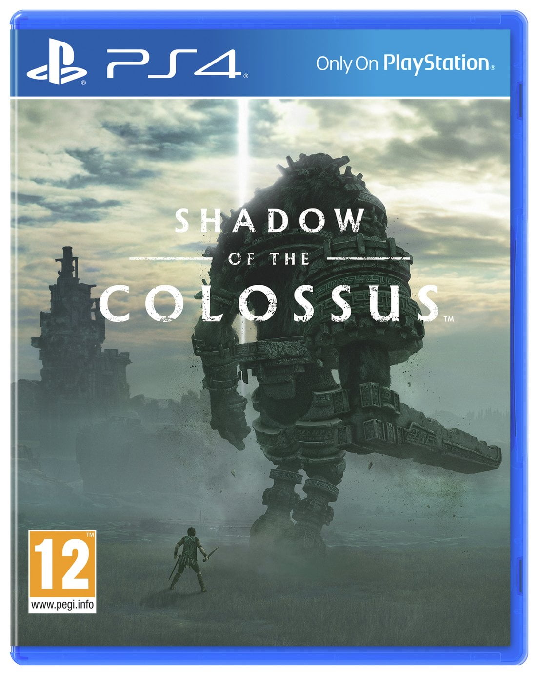 Shadow of the Colossus PS4 Game.