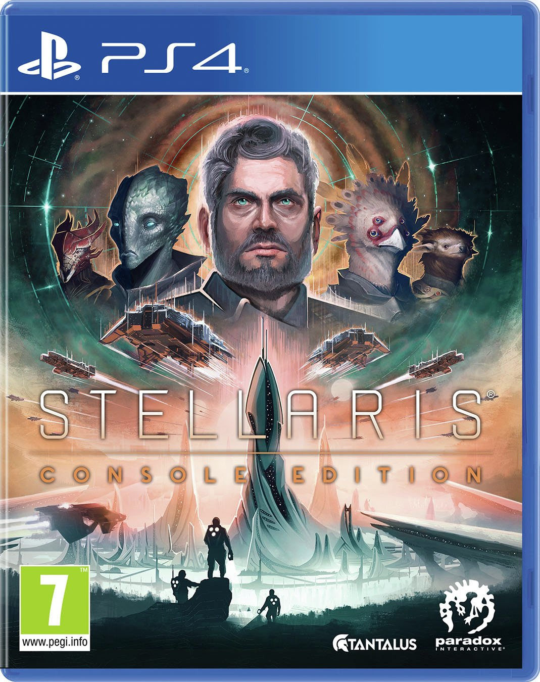 Stellaris: Console Edition PS4 Game