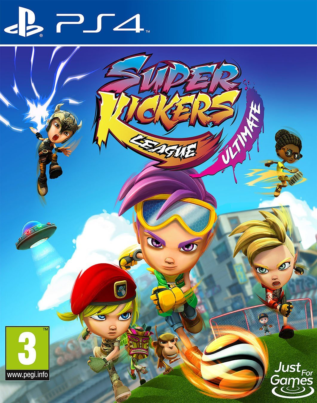 Super Kickers League Ultimate PS4 Game