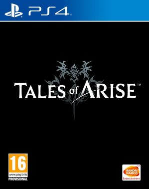 Tales of Arise PS4 Pre-Order Game