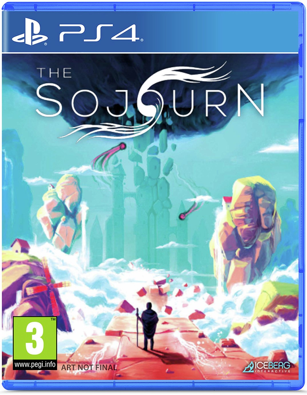 The Soujourn PS4 Game Pre-Order