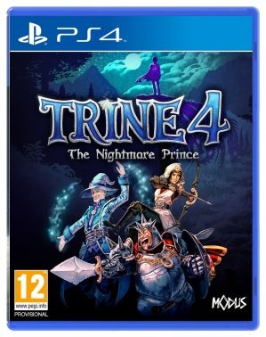 Trine 4: The Nightmare Prince PS4 Game