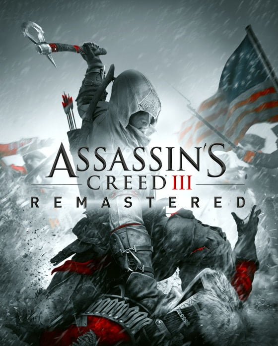 Ubisoft Assassin's Creed III Remastered video game PlayStation 4