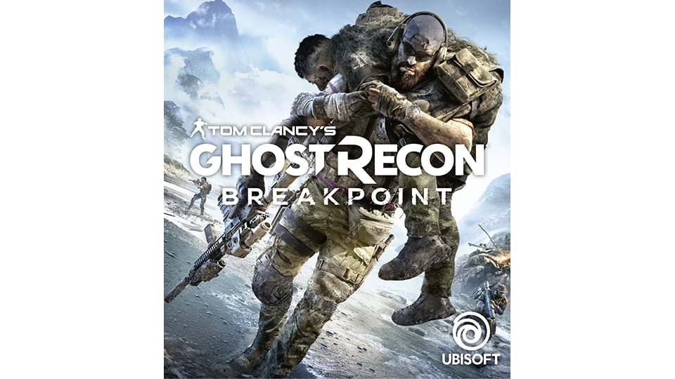 Ubisoft Ghost Recon Breakpoint Standard video game PlayStation 4 Basic