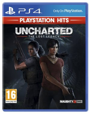 Uncharted: The Lost Legacy PS4 Hits Game