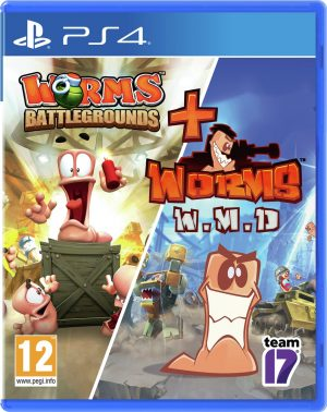 Worms Double Pack PS4 Game