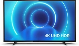 philips 43pus750512 43 inch tv 4k uhd tv p5 perfect picture engine hdr Super Super Store - Product Prices Compared