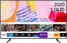 samsung 2020 50 q60t qled 4k quantum hdr smart tv with tizen os black Super Super Store - Product Prices Compared
