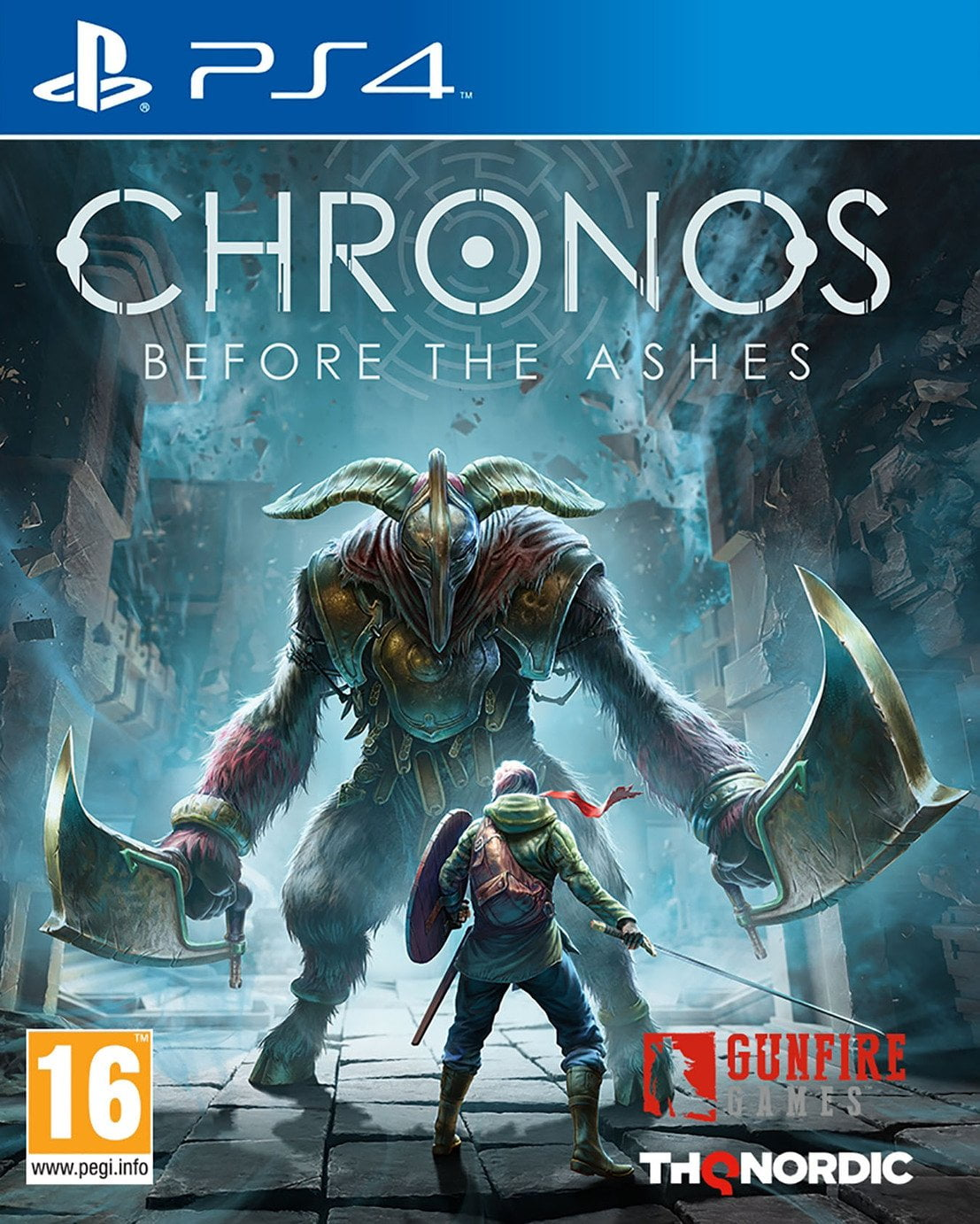 Chronos: Before the Ashes PS4 Game Pre-Order