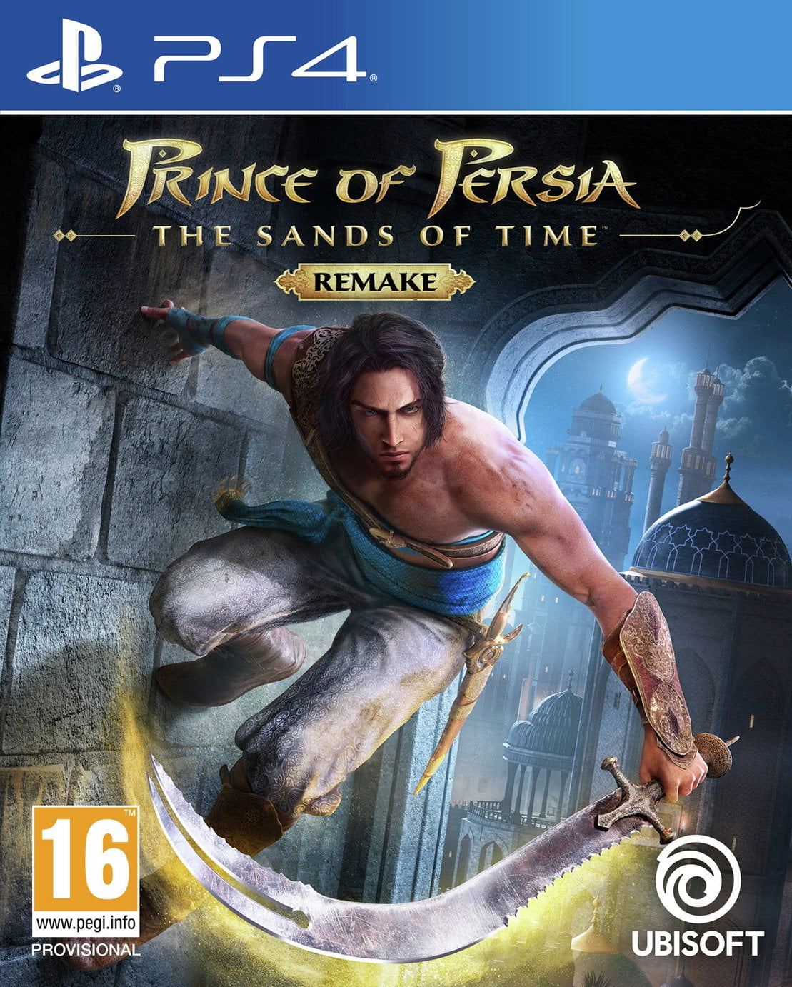 Prince of Persia: Sands Of Time Remake PS4 Game Pre-Order