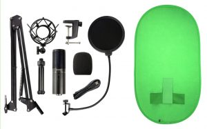 STRMD USB Microphone Streaming Content Creator Superkit