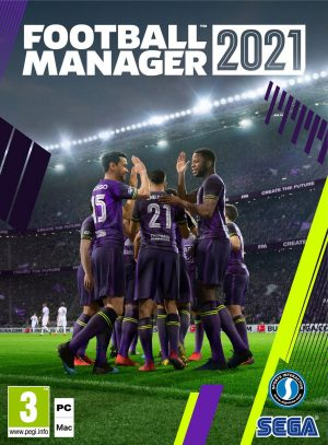 Football Manager 2021 PC Game Pre-Order