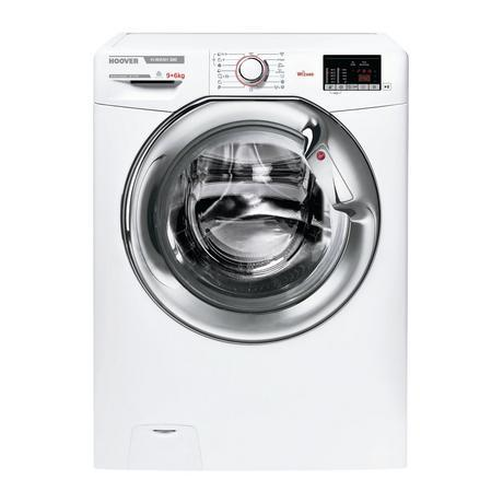 H3D4965DCE 9Kg Wash 6Kg Dry 1500 Spin A Rated Washer Dryer - White