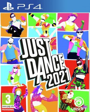 Just Dance 2021 PS4 Game