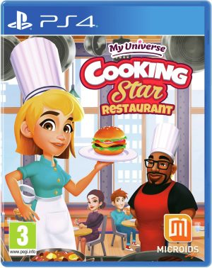 My Universe: Cooking Star Restaurant PS4 Game