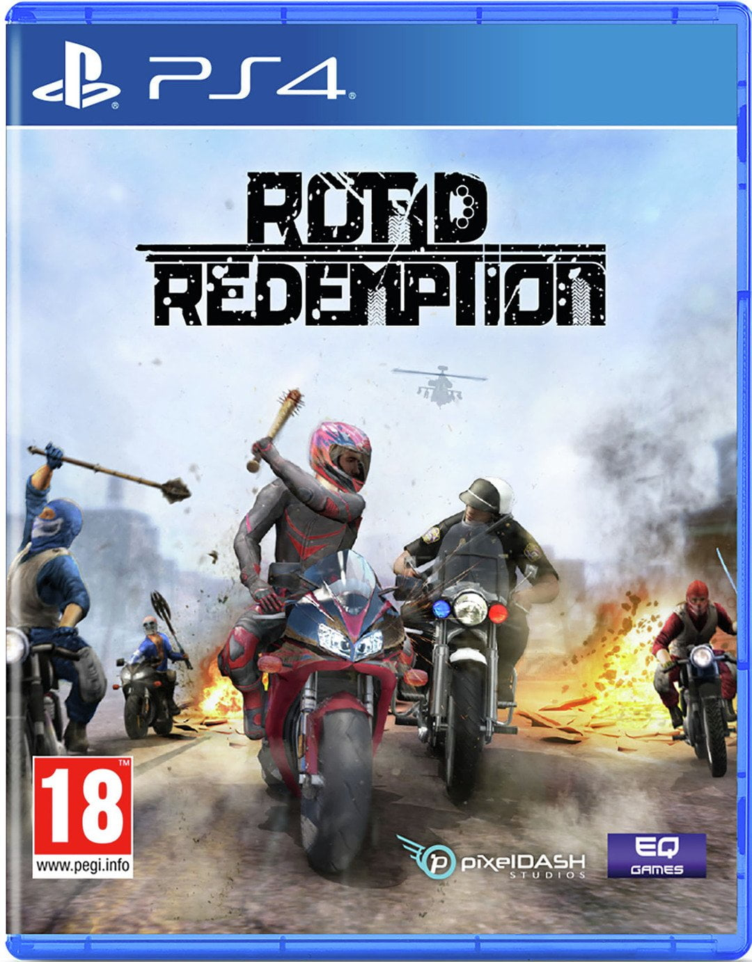Road Redemption PS4 Game Pre-Order