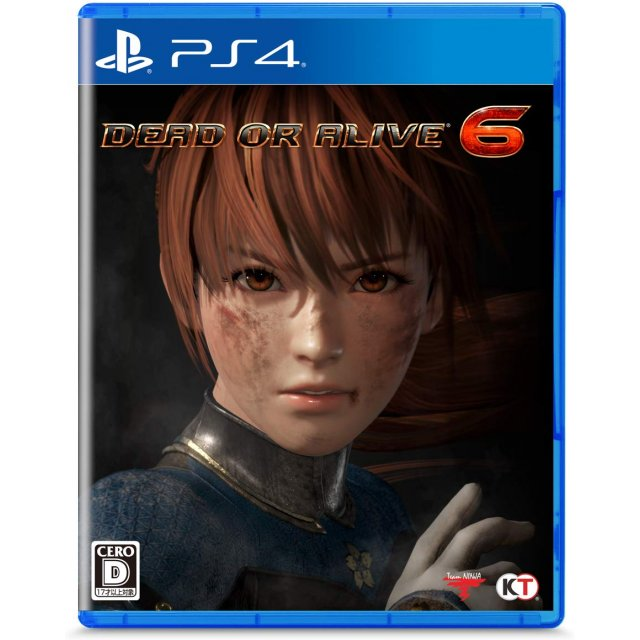 PS4 Game Dead or Alive 6 for PlayStation 4 [English]