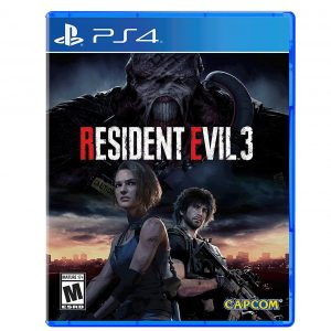 PS4 Game Resident Evil 3 for PlayStation 4 [English]
