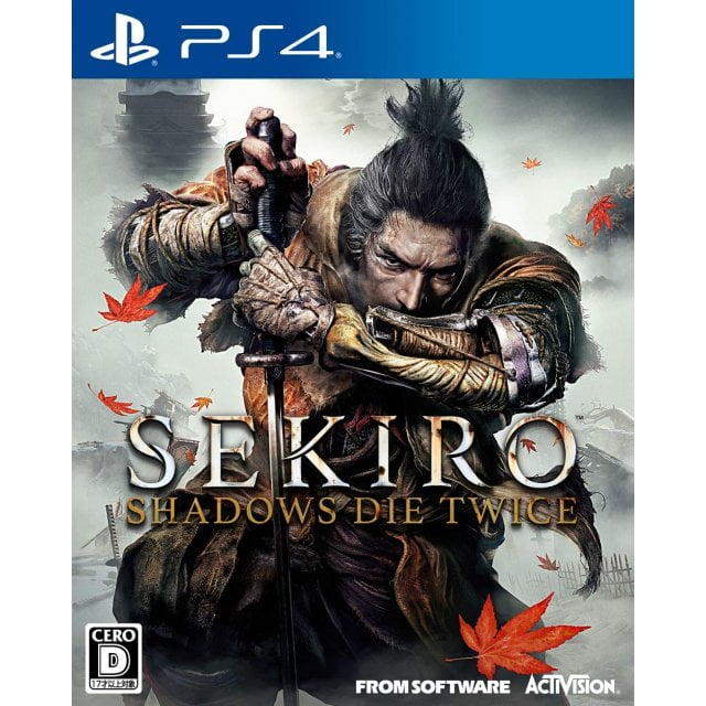 PS4 Game Sekiro: Shadows Die Twice for PlayStation 4 [English]