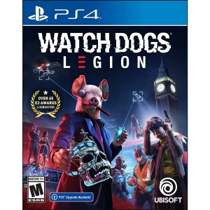 PS4 Game Watch Dogs: Legion - Standard Edition PlayStation 4 [English]