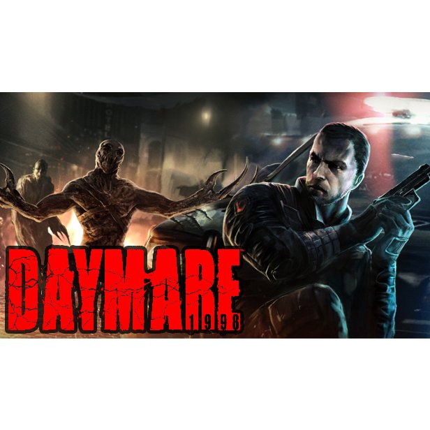 Steam Game Daymare: 1998 PC Edition CD-Key