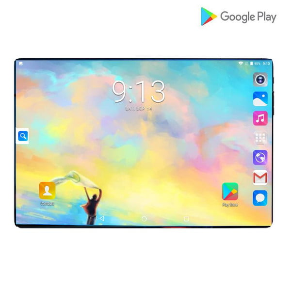 2020 new ulta slim 10.1 inch tablets game youtube google play tablet pc 4g lte wifi network 8.0mp camera large screen tablets