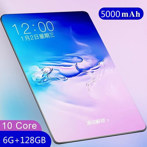 2021 new sale game tablets pad 4g-lte bluetooth pc 6gb+128gb 10.1 inch android 9.0 dual sim dengan gps kids tablet