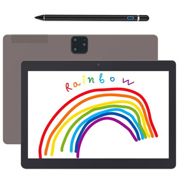 anry rs20 plus android tablet 10 inch for kids drawing play game mtk6737 4g network tablet pc google netflix support android 8.1