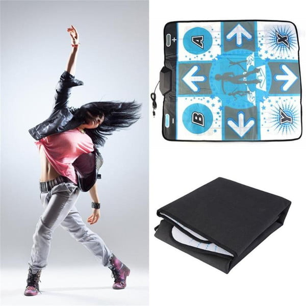 anti slip dance revolution pad mat dancing step for for wii pc tv est party game accessories