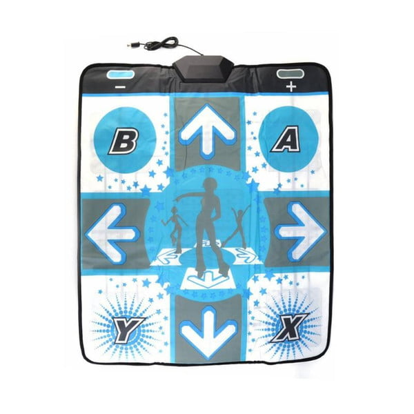 anti slip dance revolution pad mat dancing step for wii for pc tv est party game accessories