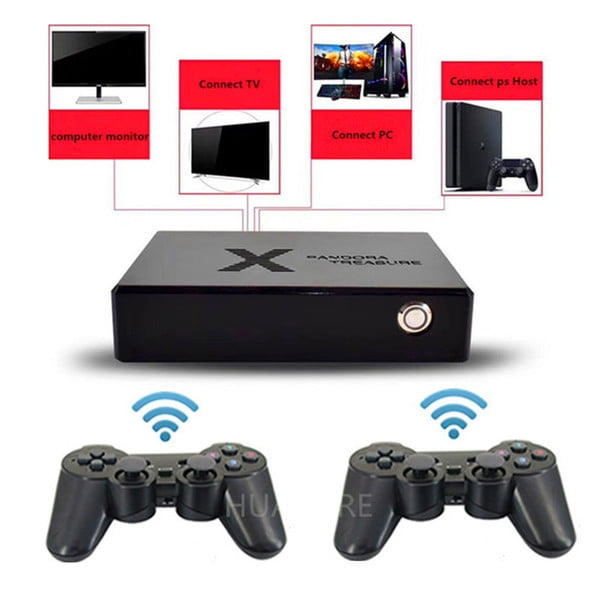 arcade game console built-in 3160 arcade games for arcade machine 4k hd output video game console fit for pc /ps host /tv