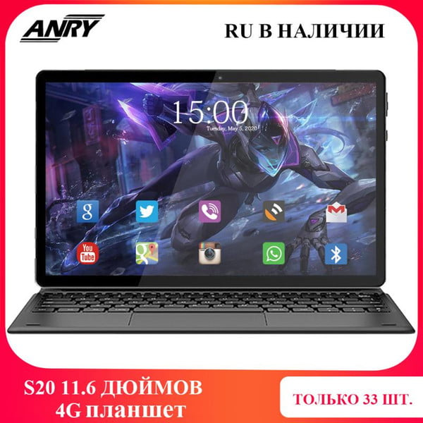 eu ru special sales s20 android tablet 11.6 inch deca core ips 1920 x 1080 mtk6797t x25 8000mah battery office game tablet pc