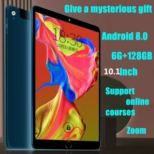 selling 10.1 inch 6g+128gb tablet pc 2021 new android 8.0 tablet 1280*800 ips online class student game dedicated